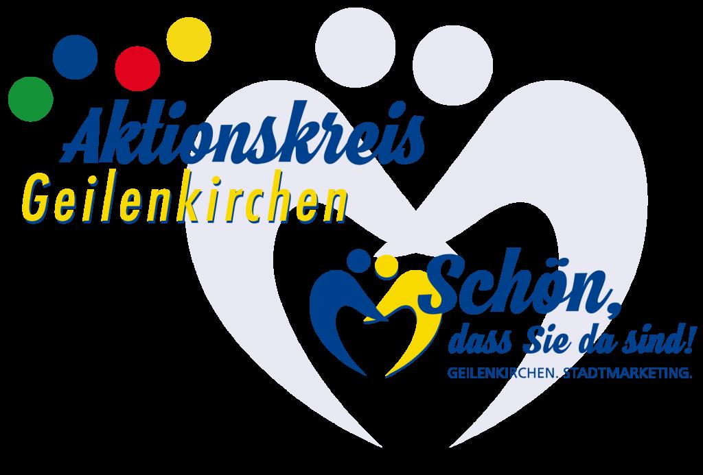 Logo Geilenkirchen Aktionskreis + Stadtmarketing